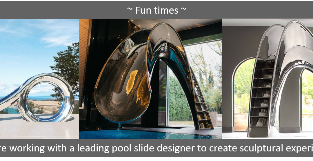 Creating a family poolside experience, 'what fun!!'
